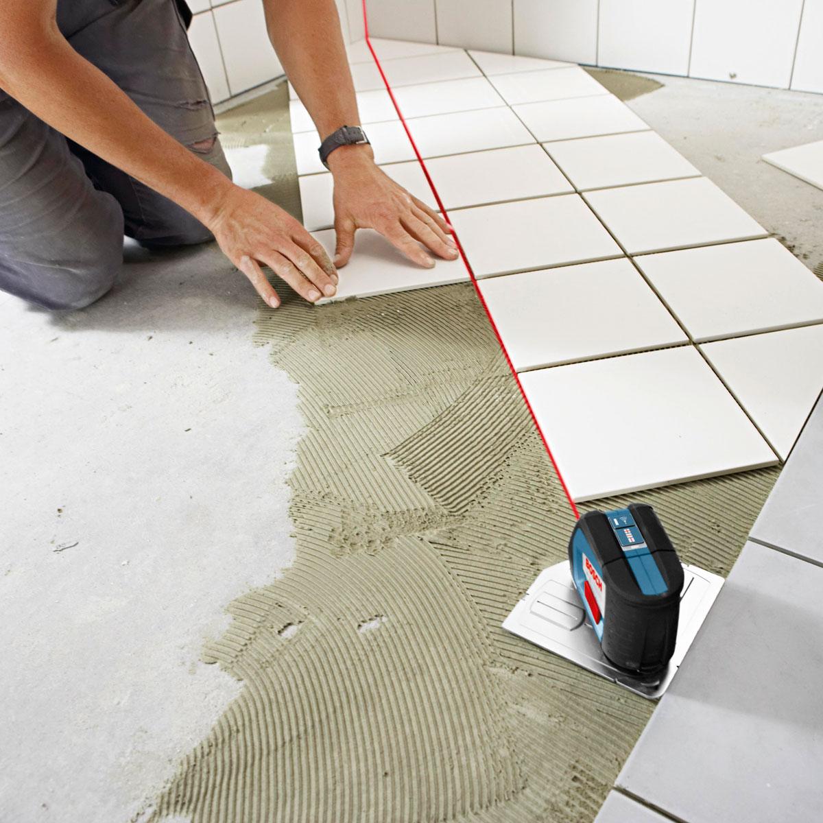 Как сделать уровень для плитки